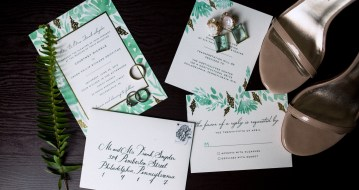 Jungle-Inspired Wedding by Asya Photography 11