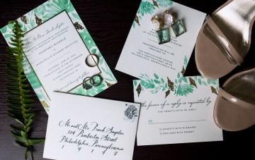 Jungle-Inspired Wedding by Asya Photography 11
