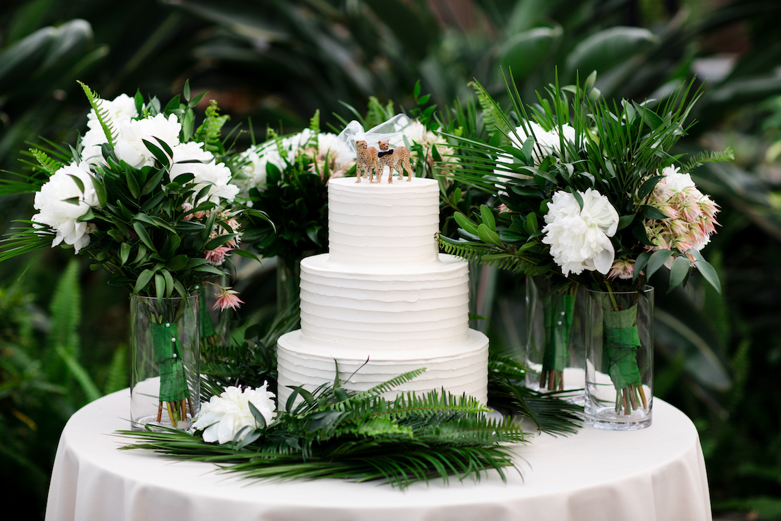 Stylish Horticultural Centre Wedding With Cool South African Details