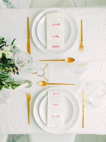 Minimalist Wedding Inspiration from Love & 37