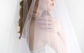 Modern LA Wedding Inspiration Hannah Q. Photography 15