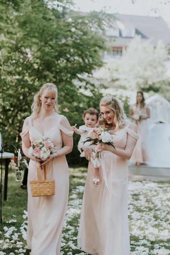Pretty Farm Wedding by Bekah Kay Creative 22