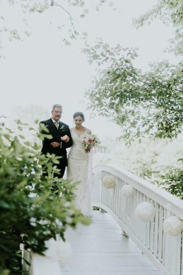Pretty Farm Wedding by Bekah Kay Creative 23