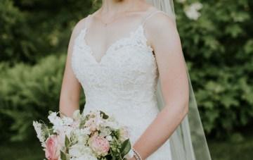 Pretty Farm Wedding by Bekah Kay Creative 32
