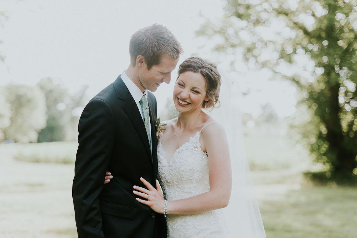 Pretty Farm Wedding by Bekah Kay Creative 38