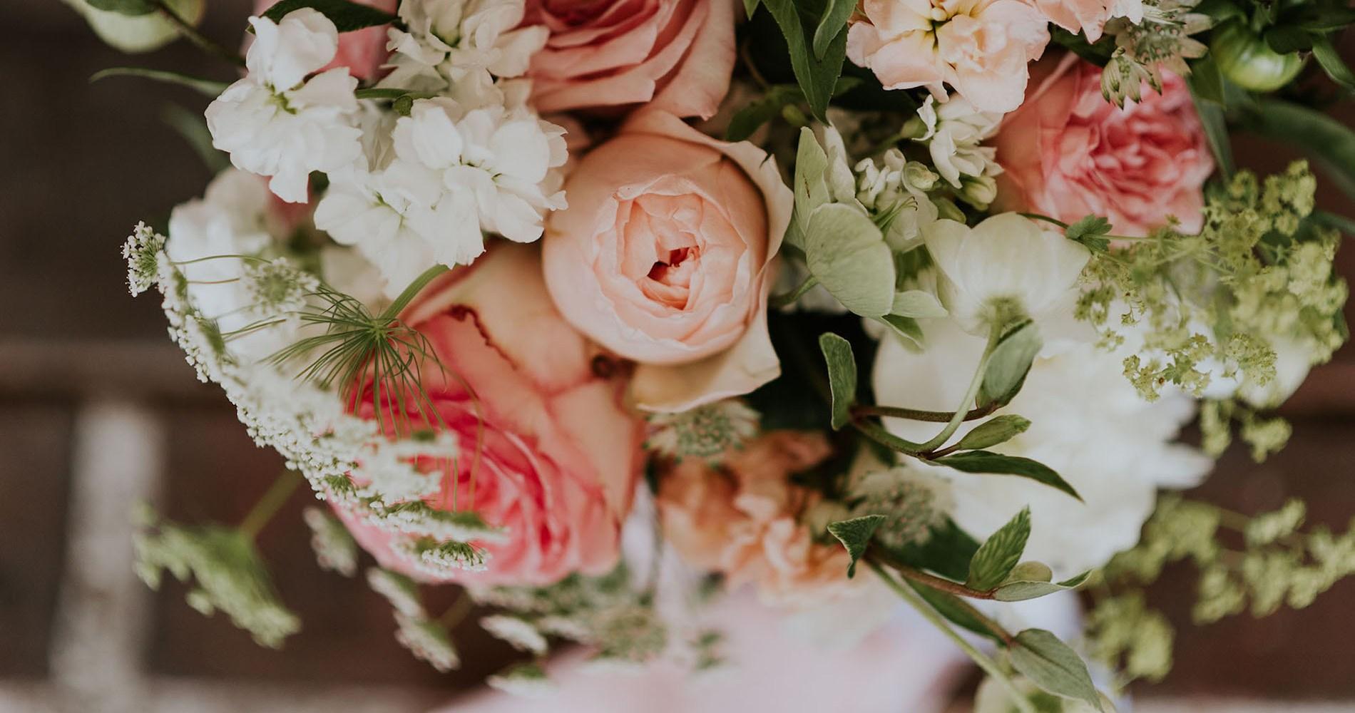 Pretty Farm Wedding by Bekah Kay Creative 4