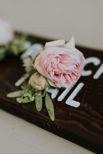 Pretty Farm Wedding by Bekah Kay Creative 48