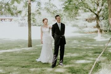 Pretty Farm Wedding by Bekah Kay Creative 52