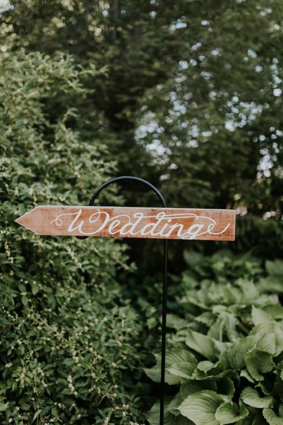 Pretty Farm Wedding by Bekah Kay Creative 6