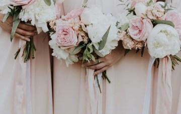 Pretty Farm Wedding by Bekah Kay Creative 64