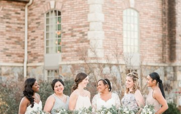 Romantic Winter Wedding by Audrey Rose Photography 42