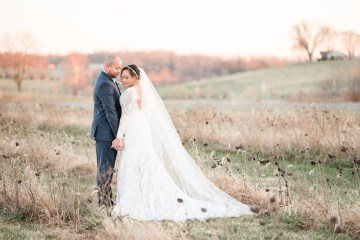 Romantic Winter Wedding by Audrey Rose Photography 54