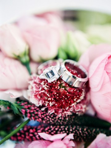 Bright and Colorful Apple Blossom Orchard Wedding Inspiration | Shanell Photography & Mitten Weddings and Events 47