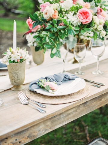 Bright and Colorful Apple Blossom Orchard Wedding Inspiration | Shanell Photography & Mitten Weddings and Events 58