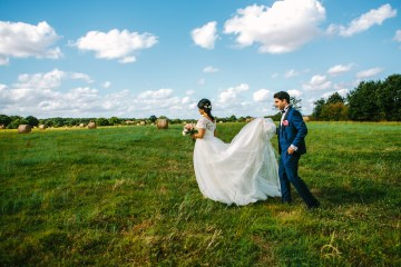 Chic & Romantic French Chateau Wedding by Storyett Photography 27