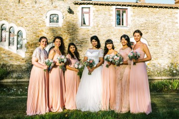 Chic & Romantic French Chateau Wedding by Storyett Photography 34