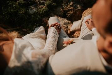 Free-Spirited & Panoramic Boho Wedding Inspiration | Sara Cuadrado and El Ramo Volador 10