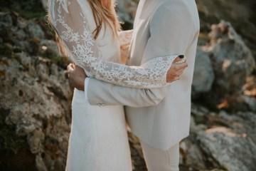 Free-Spirited & Panoramic Boho Wedding Inspiration | Sara Cuadrado and El Ramo Volador 13