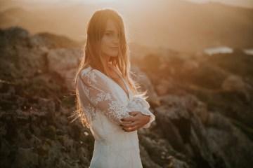 Free-Spirited & Panoramic Boho Wedding Inspiration | Sara Cuadrado and El Ramo Volador 14