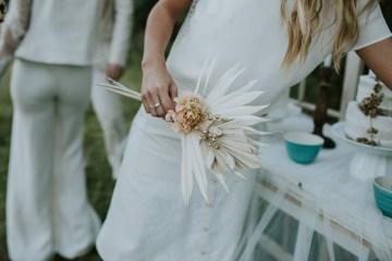 Free-Spirited & Panoramic Boho Wedding Inspiration | Sara Cuadrado and El Ramo Volador 30