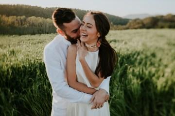 Free-Spirited & Panoramic Boho Wedding Inspiration | Sara Cuadrado and El Ramo Volador 48