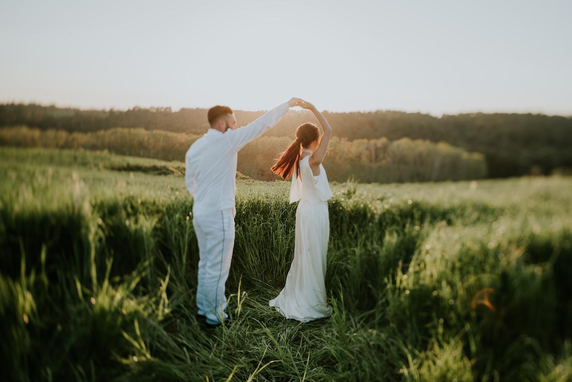 Free-Spirited & Panoramic Boho Wedding Inspiration   Sara Cuadrado and El Ramo Volador 51