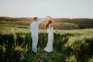 Free-Spirited & Panoramic Boho Wedding Inspiration | Sara Cuadrado and El Ramo Volador 51