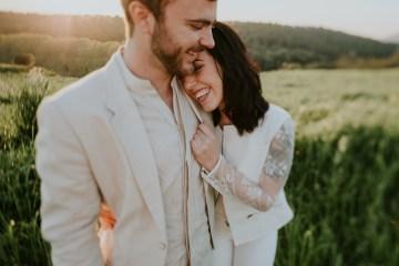 Free-Spirited & Panoramic Boho Wedding Inspiration | Sara Cuadrado and El Ramo Volador 53