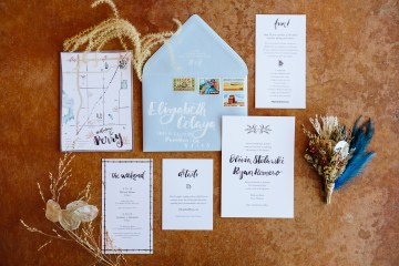 Fun, Scenic, Lakeside Wedding with Dried Floral Bouquets | Studio 1208 15