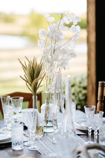 Fun, Scenic, Lakeside Wedding with Dried Floral Bouquets | Studio 1208 82