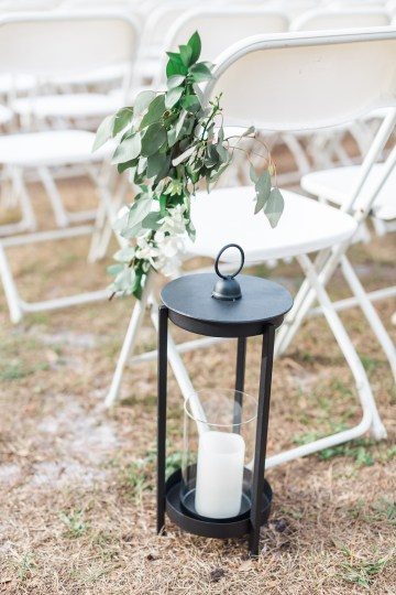 Gilded Florida Farm Wedding with an Adorable Golden Pup | Lauren Galloway Photography 16