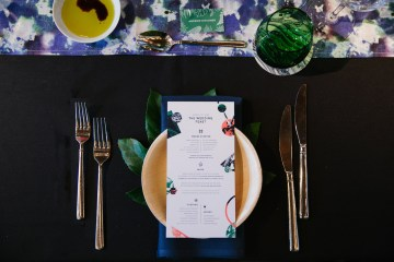 Jungle Wedding Inspiration from Knot & Pop 4