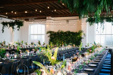 Jungle Wedding Inspiration from Knot & Pop 42