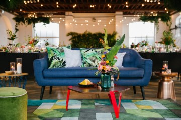 Jungle Wedding Inspiration from Knot & Pop 7