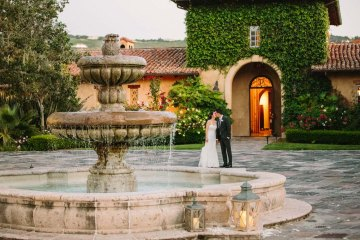 Romantic California Wedding with a Rustic Spanish Charm | Retrospect Images 44