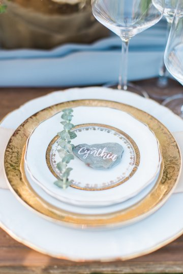 Romantic Gold, Grey and Berry Vineyard Wedding Inspiration | Jenny Quicksall & An Enlightened Event 51