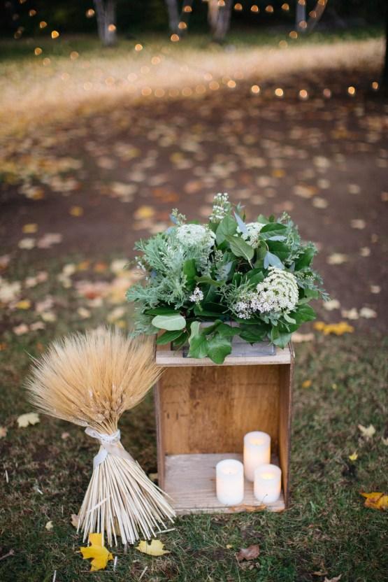 Rustic Autumnal Toronto Wedding | Laura May 76