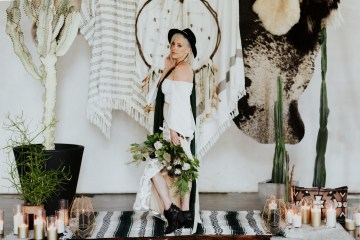 Southwestern Styled Wedding Shoot | Maggie Rae Photography | The Gifford Collective 14