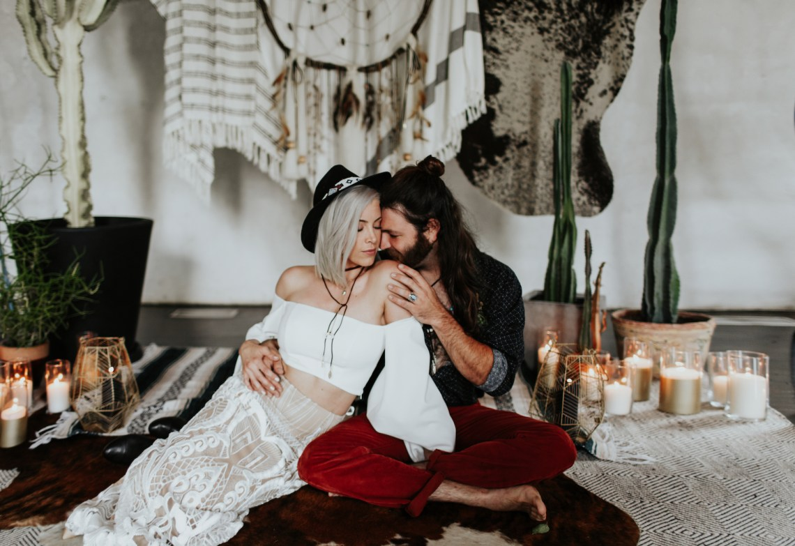 Southwestern Styled Wedding Shoot | Maggie Rae Photography | The Gifford Collective 30