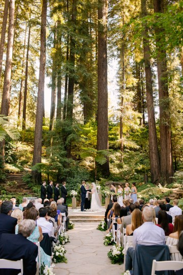 Whimsical Wedding in the Redwoods | Retrospect Images 24