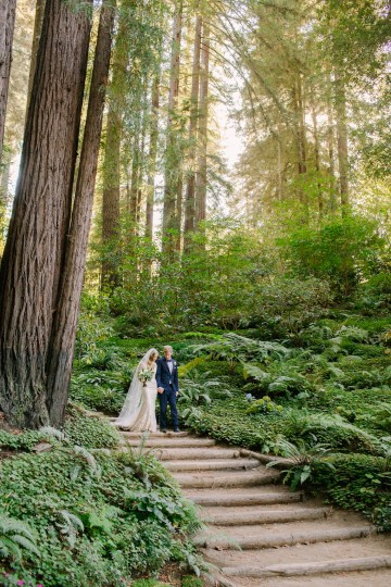 Whimsical Wedding in the Redwoods | Retrospect Images 38