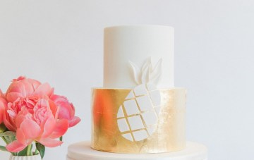 Colorful Bridal Bash with Oodles of Chic Tropical Treat Ideas | Maxeen Kim 47