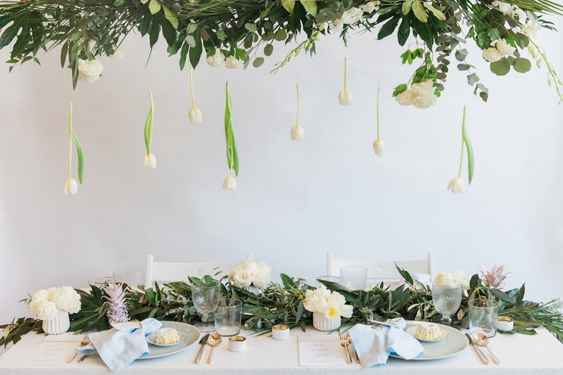 Colorful Bridal Bash with Oodles of Chic Tropical Treat Ideas | Maxeen Kim 63