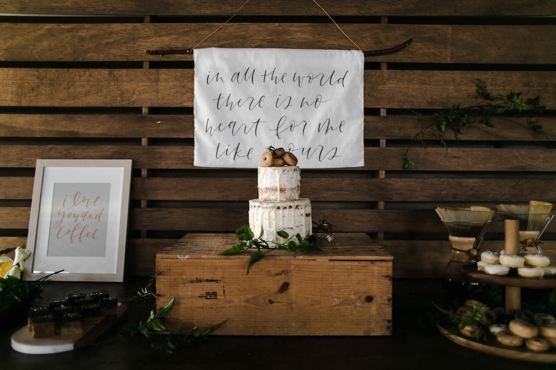 Cozy & Intimate Coffee Shop Elopement Inspiration   Grace Niu Avila 8