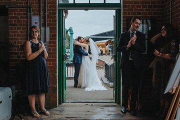 East Anglian Railway Museum Wedding | Remain in Light Photography | Bridal Musings 13