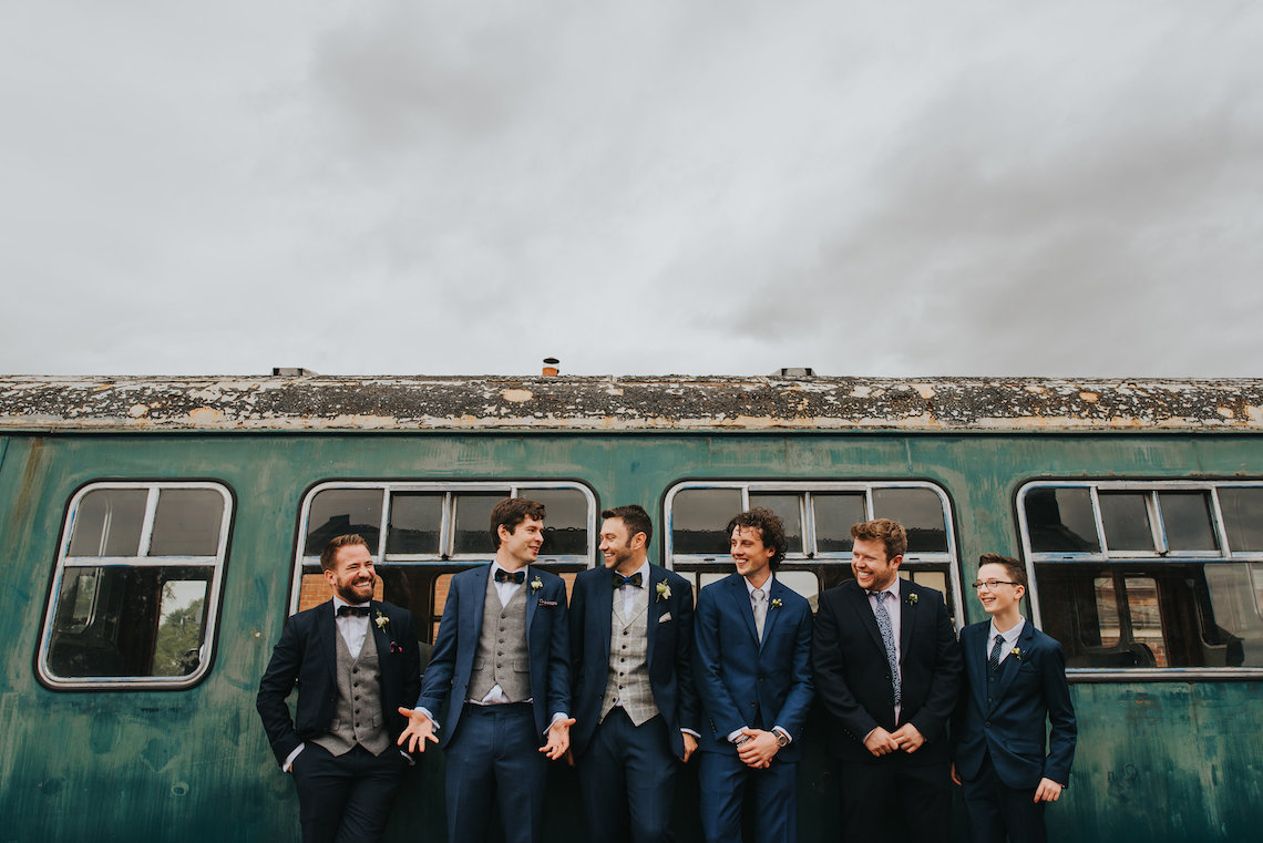 East Anglian Railway Museum Wedding | Remain in Light Photography | Bridal Musings 19