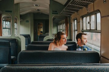East Anglian Railway Museum Wedding | Remain in Light Photography | Bridal Musings 26