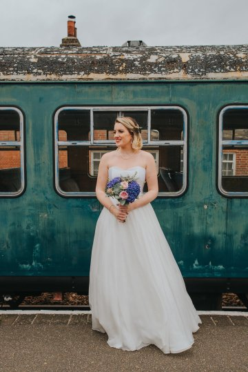East Anglian Railway Museum Wedding | Remain in Light Photography | Bridal Musings 3