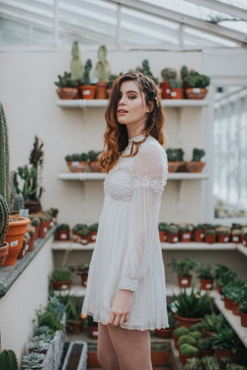Festival Bridal Style For The Rock And Roll Bride 18