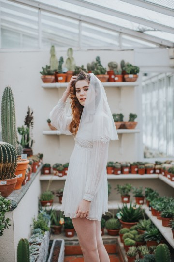 Festival Bridal Style For The Rock And Roll Bride 23